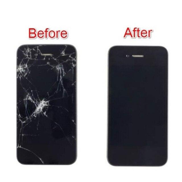 Outil de réparation de téléphone portable de colle UV adhésive claire optique de colle UV pour loutil de réparation de téléphone portable de colle de réparation décran tactile de téléphone portable