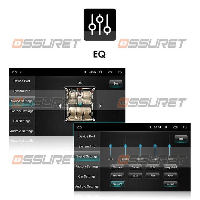 2G + 32G Android 10 dla BMW X3 E83 2004 - 2012 Radio samochodowe multimedialny odtwarzacz wideo nawigacja GPS 2 din NON dvd
