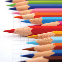 18 цветов нетоксичные цветные свинцовые игрушки стандартные