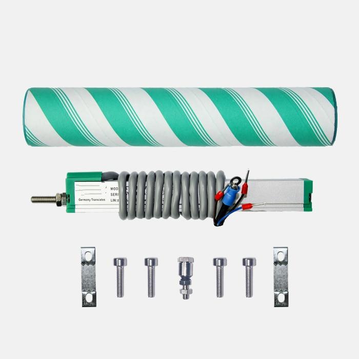 KTM-10mm KTM 10injection molding machine thimble electronic ruler Micro width 18mm rod type resistance ruler Displacement sensor