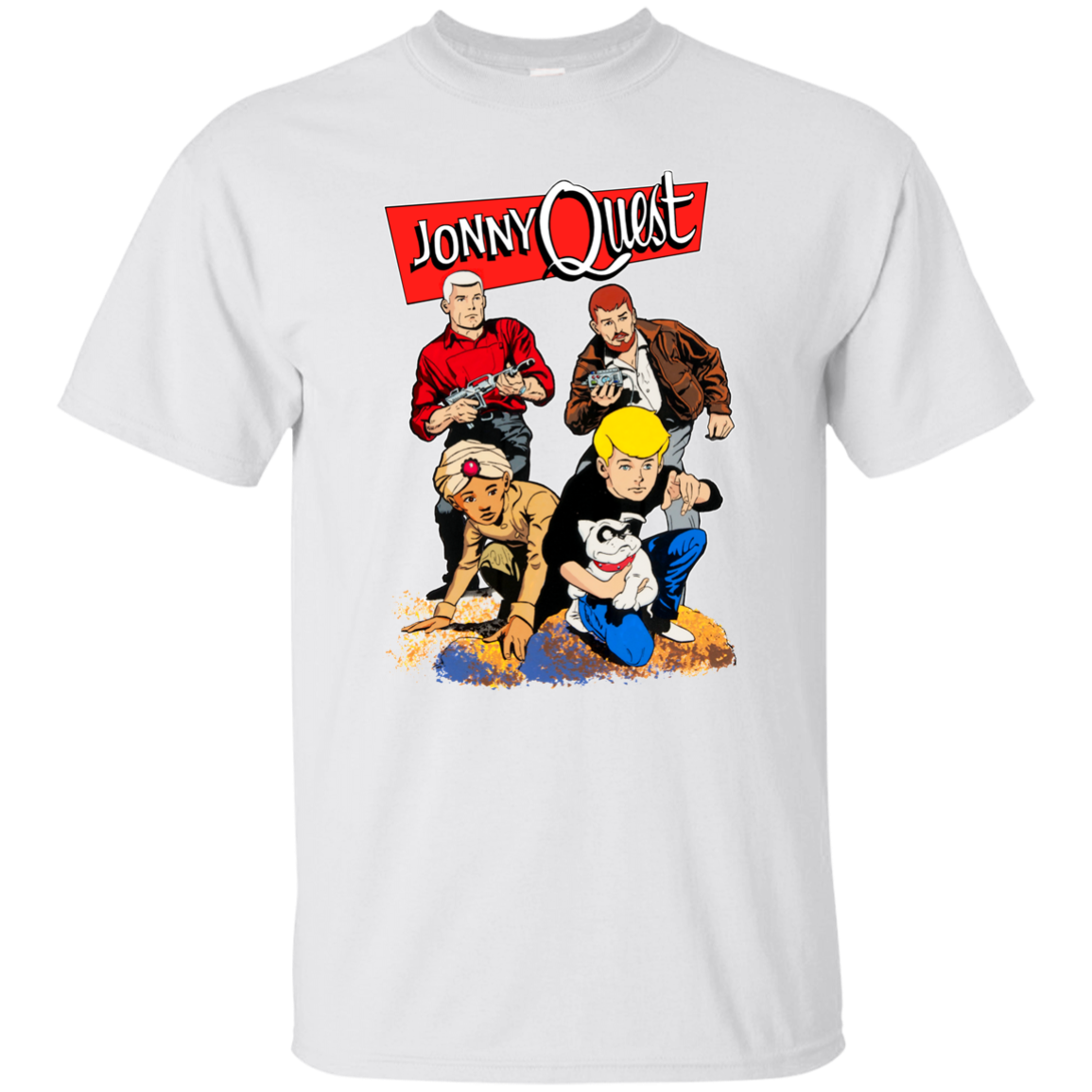 Hanna Barbera Wacky Races Classic Kids TV Donna T Shirt