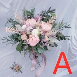 Accessoires de mariée de mariage tenant des fleurs 3303 LV41602
