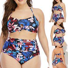 Feminino plus size cintura alta controle de barriga maiô banho cobertura completa praia de areia alta qualidade biquíni maiô terno