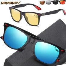 Hand Made Frame Men Women Polarized Sun Glasses Mirror Minus Myopia Sunglasses Custom Prescription Lens -1 to -6