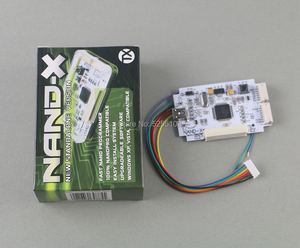 Image 2 - FOR XBOX 360 original NAND X CABLE kit for xbox360 (The mainboard of nand x comes same as photo, without crystal box pack)