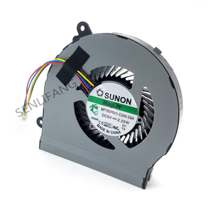 Image 1 - NEW for ASUS VivoPC VM62 For Suono MF75070V1 C250 S9A DC5V 2.25W 4 Pin 4Wire CPU Cooling Fan