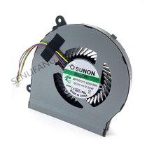 Nieuwe Voor Asus Vivopc VM62 Voor Suono MF75070V1 C250 S9A DC5V 2.25W 4 Pin 4 Draad Cpu Koelventilator