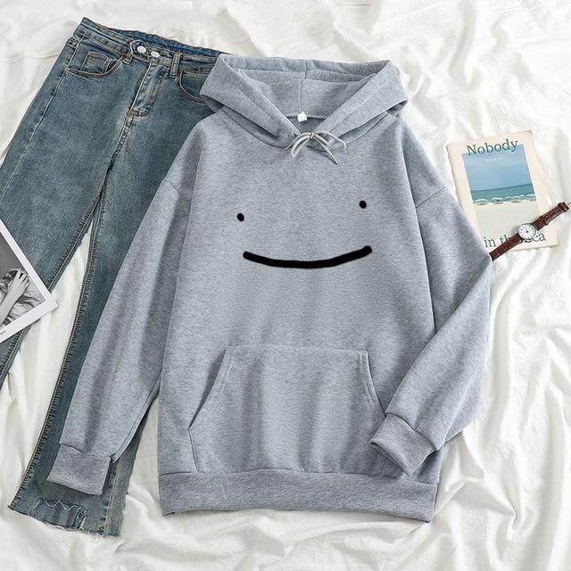 Dream Smp Men/Women Hoodie Fashion All-match Unisex Sweatshirt Retro Cute Long Sleeve Personality Streetwear Casual Pullover Top 6