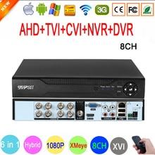 NVR 1080N WIFI video