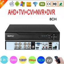 채널 1080N 8 채널