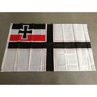 Йонин 90x150 см немецкая Империя DK Рейх военный флаг