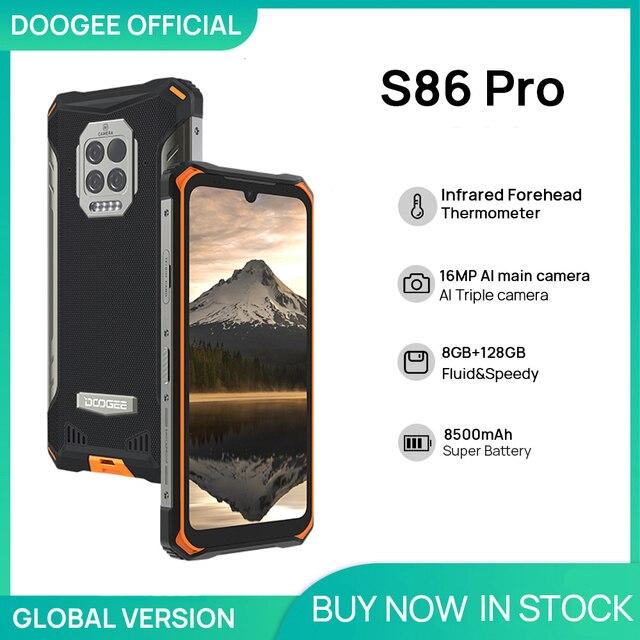 Смартфон DOOGEE S86 Pro, 8 + 128 ГБ, 8500 мАч 1