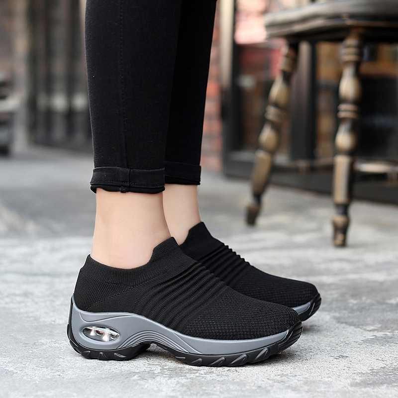 Женская обувь; сезон весна-осень; женские кроссовки; basket femme; амортизирующая Повседневная обувь; дышащая обувь для отдыха; светильник; tenis feminino