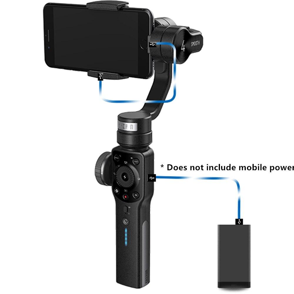 Hohem iSteady Pro 2/iSteady Pro Handheld Gimbal Stabilizer voor Gopro Hero 7/6/5/4 /3 DJI Osmo Action YiCam SJCAM Action Camera - 2