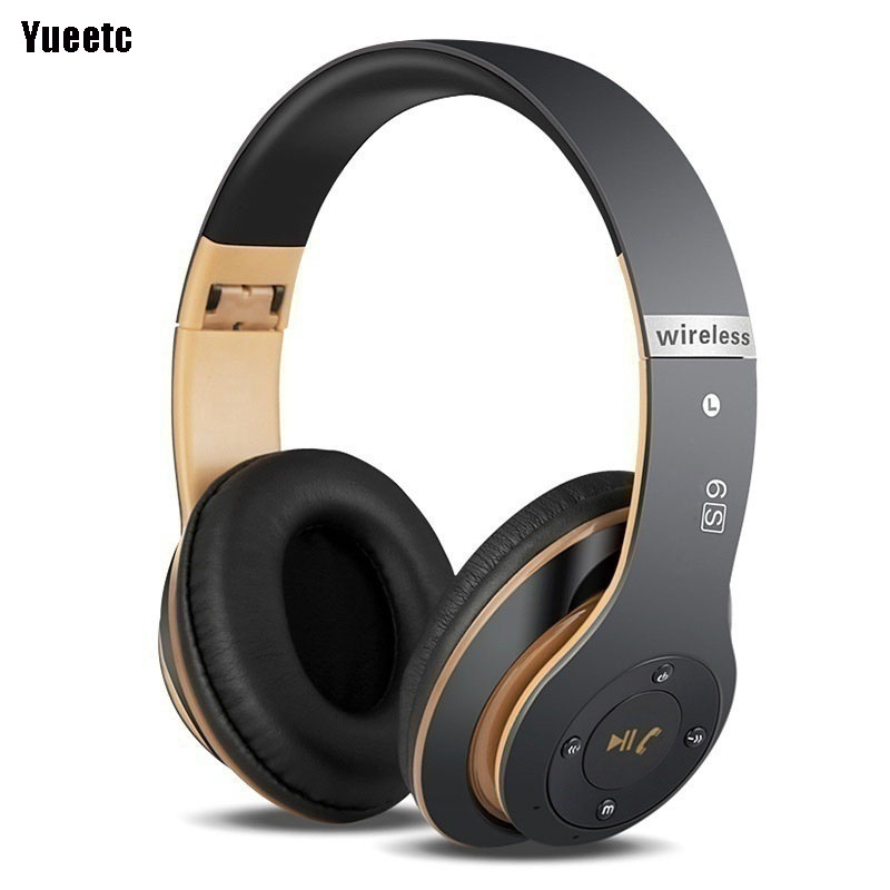 Wireless Headphones Bluetooth Headset Foldable Stereo Headphone Gaming Earphones With Mic Support TF Card For Mobile Phone PC