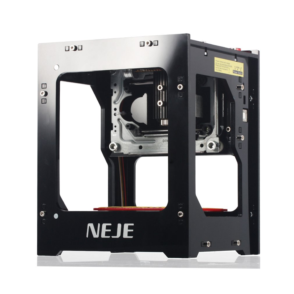 High Quality NEJE DK-BL 1500mW DIY USB Bluetooth Mini Laser Engraver Advanced Laser Engraving Machine Wireless Bluetooth Printer