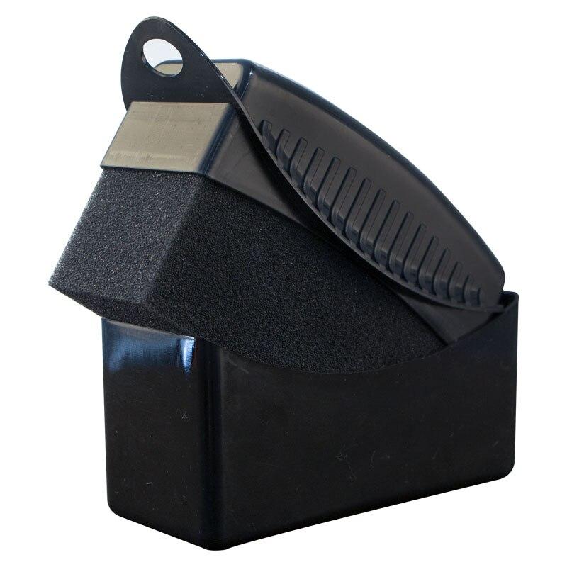 По уходу за автомобилем подушечка-аппликатор шин туалетный аппликатор пены губки шин и отделки контура губки аппликатора