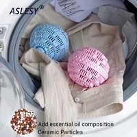 Lavadero reutilizable bolas de limpieza magia Anti-bobinado ropa productos de lavado máquina de Herramientas de limpieza
