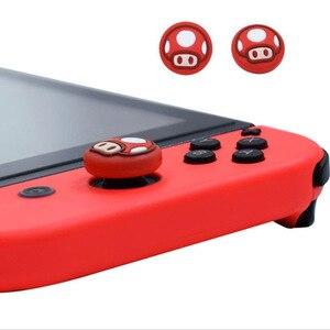 Image 5 - Cần Điều Khiển Bao Ngón Tay Cái Gậy Cầm Nắp Cho Nintendo Switch NS Lite Joy Con Bộ Điều Khiển Nintend Joy Con Chơi Game tự Dùng Ốp Lưng