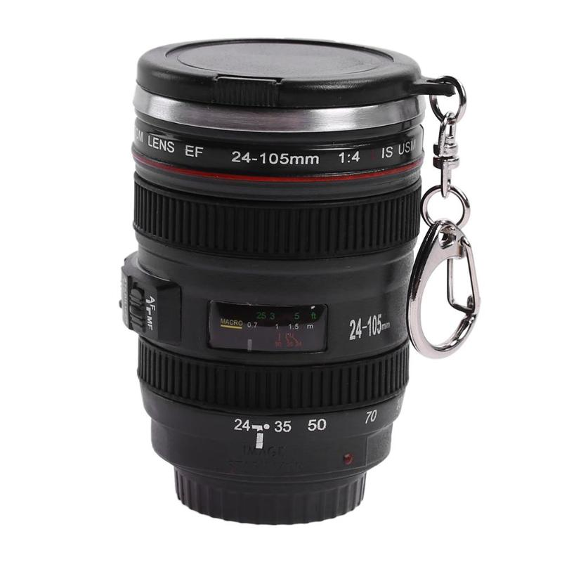 50ml Creative Camera Lens Cup Modern Style Mini Tea Mug Water Bottle Home Drinkware Kitchen Suppliers Accessories Drop Shipping