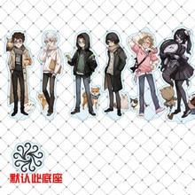 Jeu Anime Identity V Support Acrylique Figure Modèle Décor De Bureau Famille Dair Emma Bois Tracy Leznic Helena Adams Cadeaux De Collection