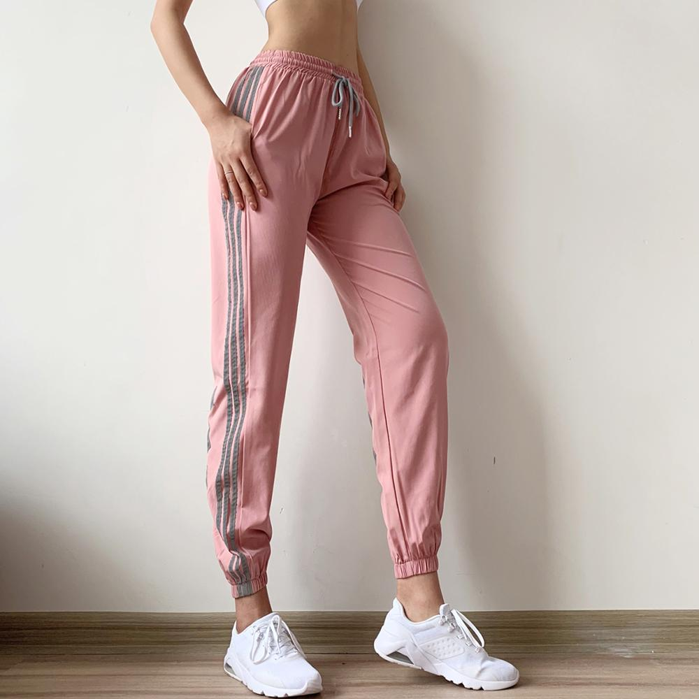 Quick Dry Sportswear Fitness Casual Pants Workout Breathable Fitness Casual Trouser Professional Running Fitness Gym Yoga Pant