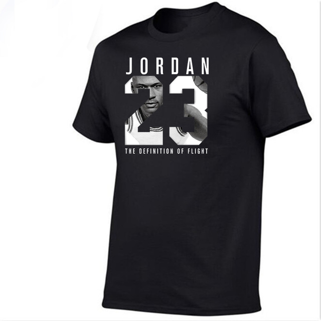 Men's T-shirt cotton T-shirt O collar summer men's casual T-shirt XS-3XL fashion loose T-shirt 2020 New Jordan 23