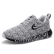 Spring unisex couple runnging shoes men light casual sneaker