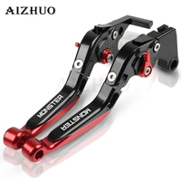 Motorbike Brake Clutch For Ducati Monster ST2 M 400 600 620 750 919 796 696 M600 ST2 Motorcycle Accessories Brake Clutch Lever