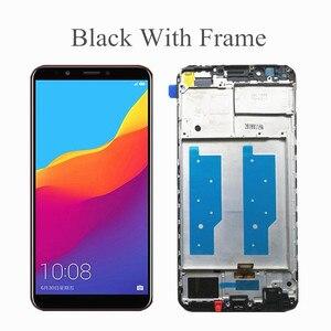 Image 2 - 5.99 Dành Cho Huawei Honor 7C Pro LND L29 LND AL30 LND AL40 Màn Hình Hiển Thị LCD Bộ Số Hóa Cảm Ứng Có Khung Cho Danh Dự 7C