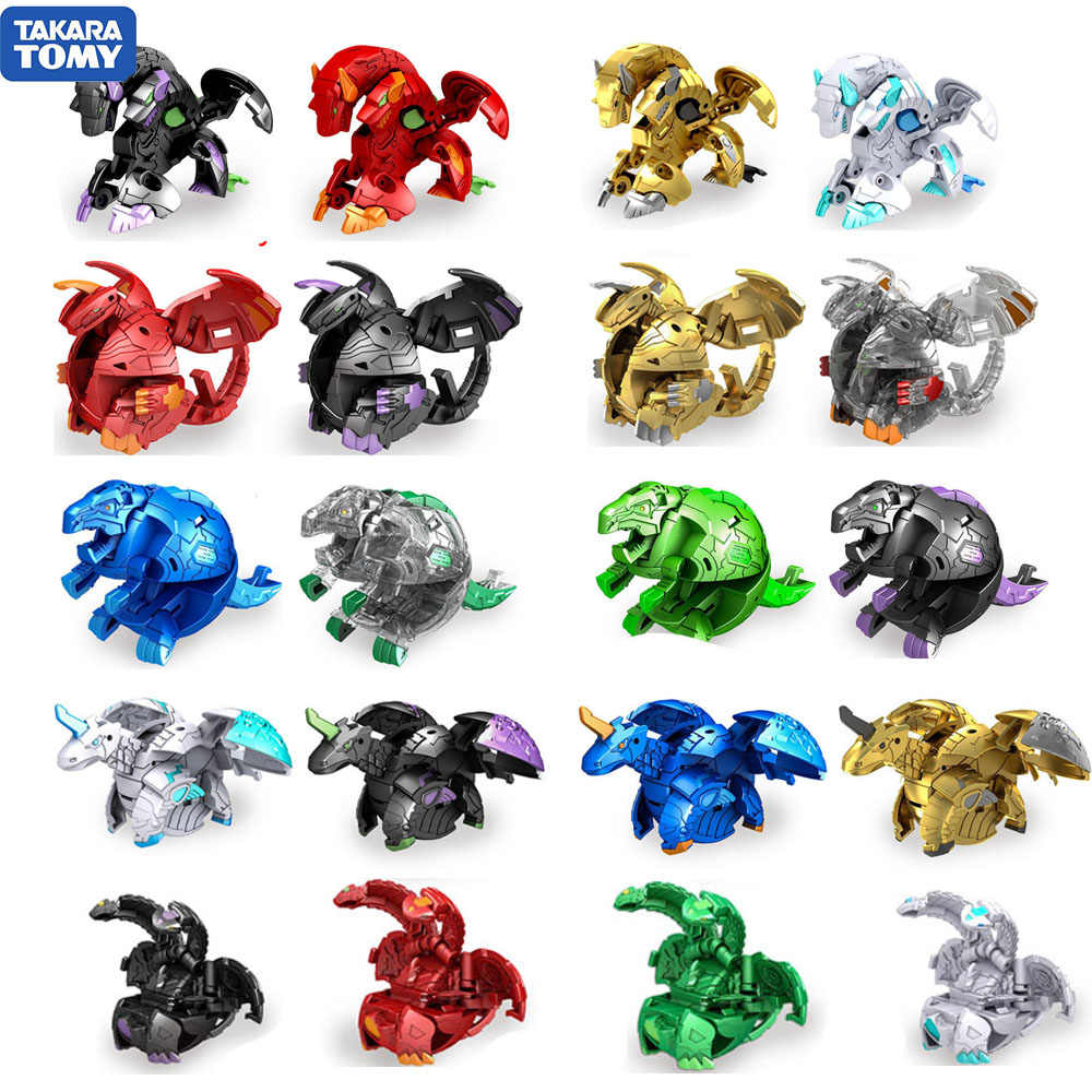 TAKARA TOMY BAKUGAN Original Bakugan Keine Box Battle Brawlers DRAGONOID Metall Fusion Erfüllt Monster Ball Gyro Atletiek Speelgoed
