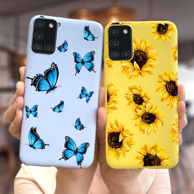 For Samsung Galaxy A21s A02s A31 A41 A51 A71 A91 Case Soft Slim New Stylish Cover Case For Samsung A 21s 02s 31 41 51 71 91 Bags 3