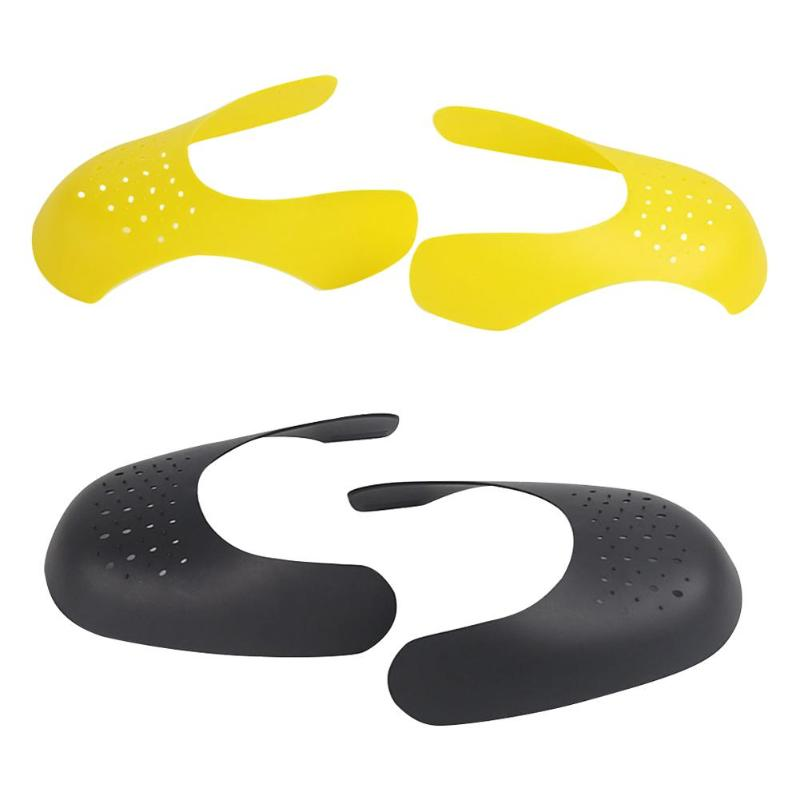 1 Pair Toe Cap Support Practical Protector Shaper Anti Crease Expander Universal Keeping Washable Shoe Stretcher Sneaker Shield