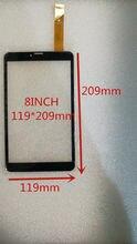 8 дюймов для DEXP Ursus TS180 планшетный ПК емкостный сенсорный экран стекло дигитайзер панель YJ315FPC-V0