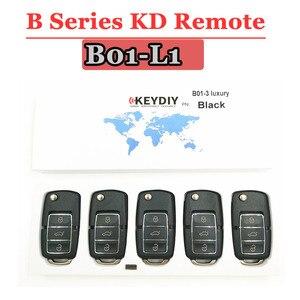 Image 1 - 무료 배송 (5 개/몫) KD900 원격 키 B01 럭셔리 3 버튼 B 시리즈 원격 제어 URG200/KD900/KD900 + 기계