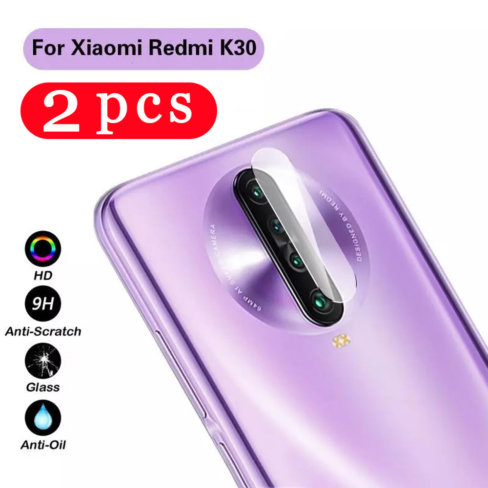 2/1Pcs for xiaomi redmi K30 Ultra K30S K30i Camera protector redmi k20 pro Premium Camera Lens Glass phone screen protector Film