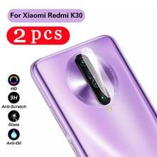 2/1Pcs für xiaomi redmi K30 Ultra K30S K30i Kamera protector redmi k20 pro Premium Kamera Objektiv Glas telefon screen protector Film