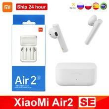 Originele Xiaomi Air2 Se Draadloze Bluetooth 5 Oortelefoon Tws Airdots Pro 2SE Mi True Draadloze Koptelefoon Lange Standby Touch Control