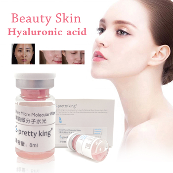 8ml Collagen Cross-linked Hyaluronic Acid Face Injection Filler For Remove Wrinkles Beauty Skin Face Lifting Face Injection Pen