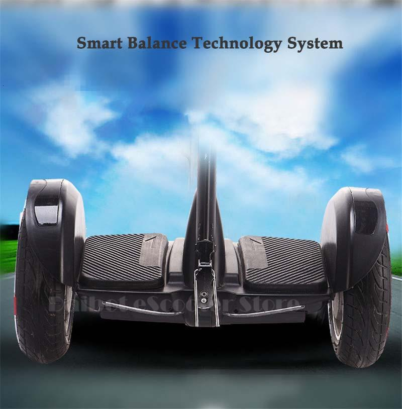 Daibot Oxboard Hoverboard Two Wheels Self Balancing Scooters with APP 10 Inch Self Balance Electric Scooter For Adults Kids      (26)