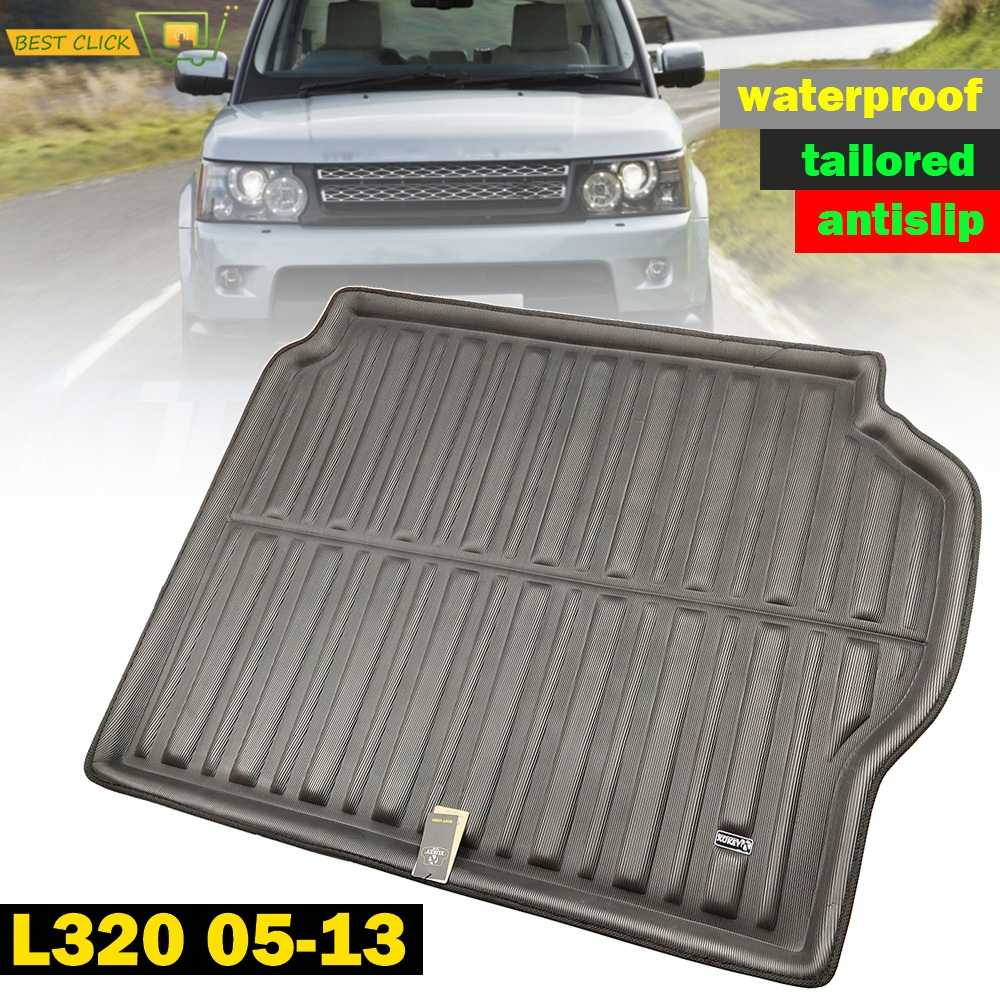 2005-2009 Tailored Custom Land Rover Range Rover Sport Car Mats LHD