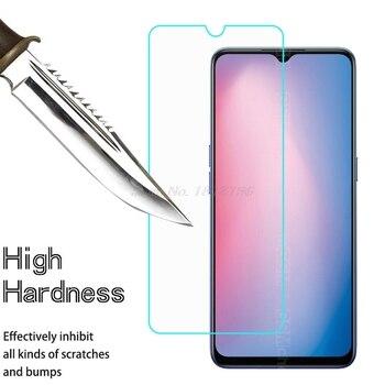 Перейти на Алиэкспресс и купить Закаленное стекло для OPPO A5S протектор экрана для OPPO A5S 9H упрочненная Защитная ультратонкая пленка для телефона OPPO A5S стеклянная крышка