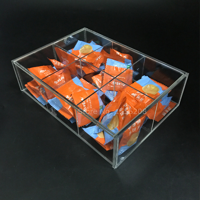 קופסא מחולקת לאחסון תיונים 1