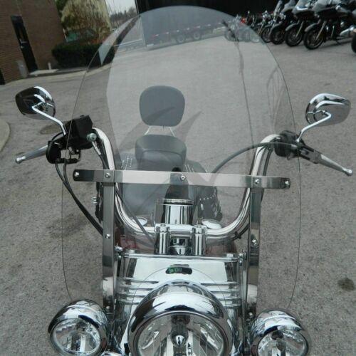 Pare-brise avant de moto clair pare-brise pour Harley FLHRCI Road King Classic