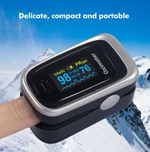 Mini Fingertip Pulse Oximeter Blood Oxygen Saturation Monitor Blood Oxygen SpO2 Breathing Frequency Monitor without Battery contec pc based usb interface spo2 cms p pulse oximeter monitor free software pc interface usb software pulse oximeter