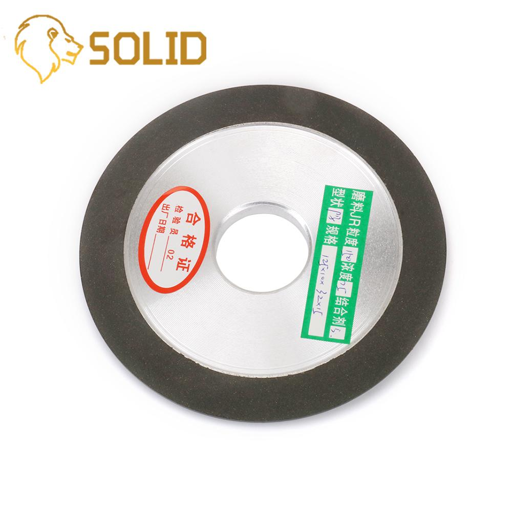 125mm Diamond Grinding Disc Wheel Cutting Grinding Coated For Tungsten Steel Milling Tool Carbide Metal Bore 32mm 1Pc