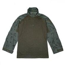 TMC2899-BK Tactical G3 Original Size Cut  Long Sleeve Shirt Multi Color