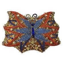 Women Bags Wedding-Handbag Bridal-Purse Designer High-Quality New-Arrival Party Diamond