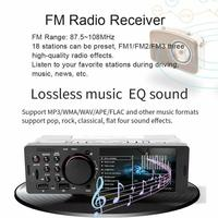 4.1 HD 1Din Car DAB + Radio Stereo Replace WMA Bluetooth AUX In Dash MP5 Udisk