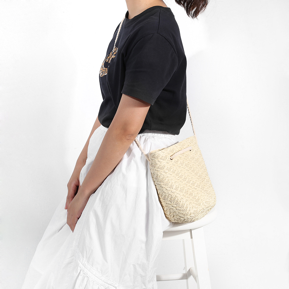 Straw Travel Bags